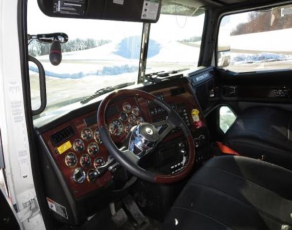 Конструктивные особенности грузовика 4800sb