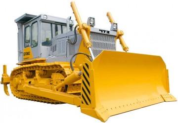 Характеристики, модификации и устройство бульдозера Б10М