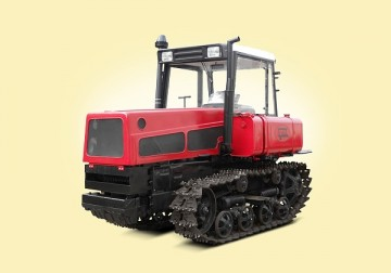 Модификации, характеристики и устройство трактора ДТ-75