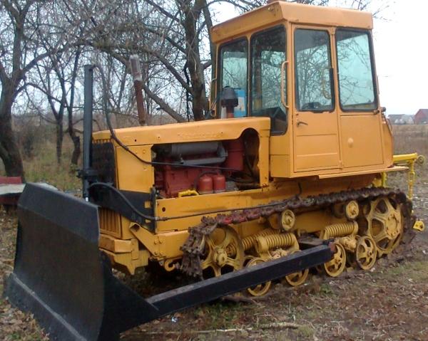 Отличительные особенности трактора ДТ-75МЛ от базовой модели