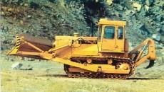 Характеристики, производитель, устройство гусеничной модели бульдозера ДЗ-171