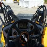 Преимущества кабины в новых погрузчиках JCB с новым двигателем
