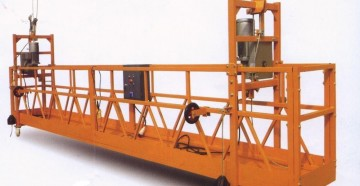 Обзор, характеристики и особенности фасадной люльки ZLP 630