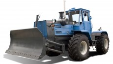 Характеристики, назначение и устройство колесного и гусеничного бульдозеров Т-150