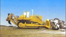 Характеристики и назначение гусеничного бульдозера Т-500