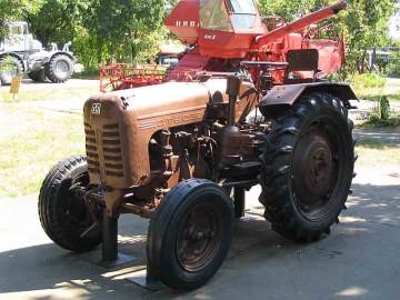Обзор трактора ДТ-20