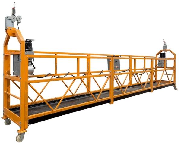 Особенности и технические характеристики фасадного подъемника ZLP 630