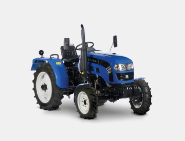 Технические характеристики мини-тракторов ДТЗ 244