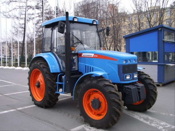 Технические характеристики и особенности модернизированного трактора 85ТК