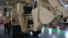 Обзор нового экскаватора для военных от компании jcb