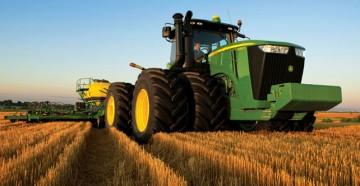 Обзор всех серий тракторов от производителя John Deere
