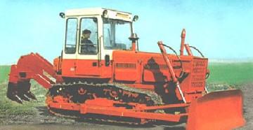 Особенности и параметры гусеничного трактора Т-4
