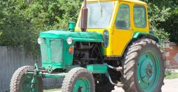 Обзор трактора ЮМЗ 6 и его модификаций