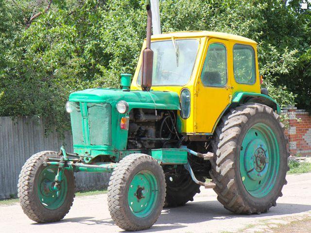 Трактор ЮМЗ-6: технические