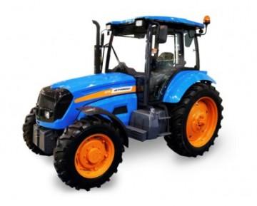 Испытания трактора 85ТК
