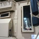 Баллистическая броня и пуленепробиваемые стекла экскаватора от JCB