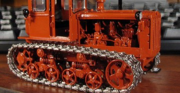 Характеристики и особенности трактора ДТ-54