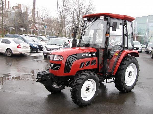 Технические характеристики трактора Фотон 404