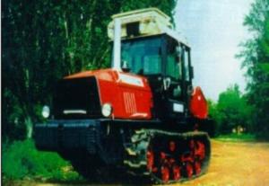 Электрика трактора ВТ-100