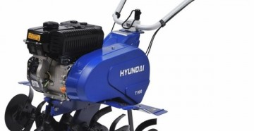 Характеристики, особенности и устройство культиваторов hyundai