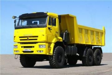 В России готовится выпуск беспилотных КАМАЗов