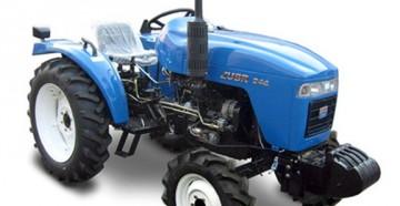 Обзор мини-тракторов Зубр, их параметры и устройство