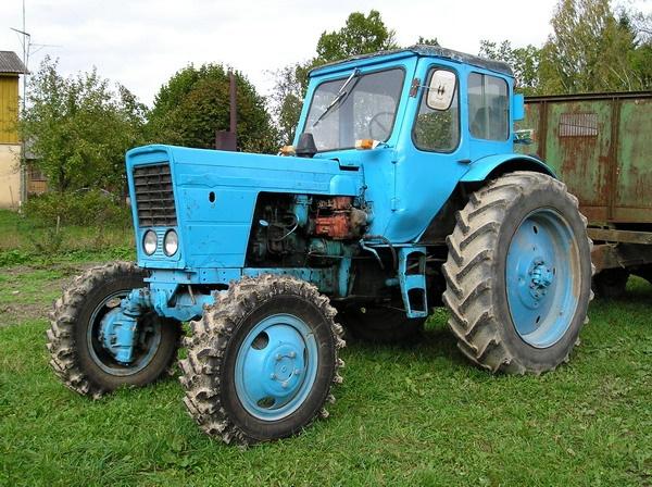 Преимущества коммунальных навесок трактора МТЗ