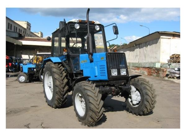 Обзор модификаций трактора Беларус 892