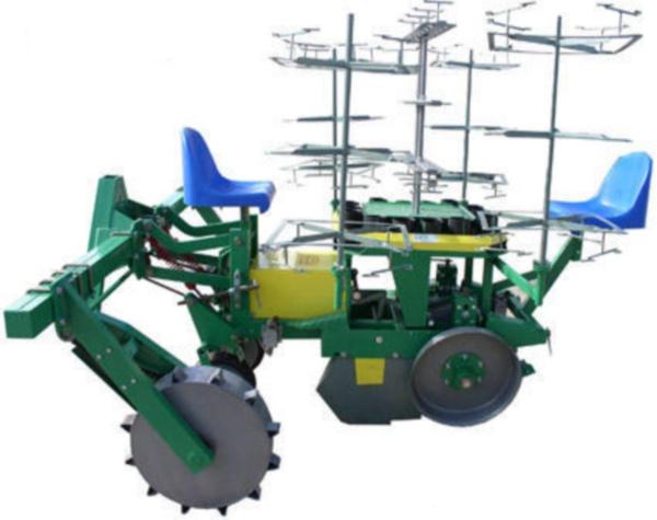 Характеристики и особенности рассадопосадочных машин Роста
