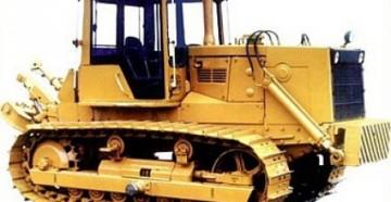 Обзор трактора Т-170