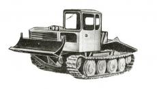 Устройство, характеристики и модификации трактора ТДТ-55