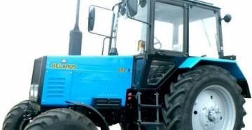 Характеристики, преимущества и модификации трактора МТЗ 892