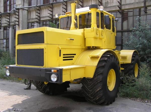 Характеристики, устройство и особенности трактора Л-701