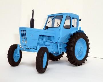 Обзор трактора мтз-50