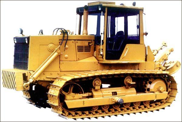 Конструкция трактора Т-170