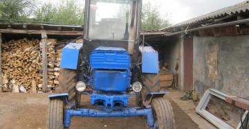 Обзор трактора Т-28: особенности и параметры
