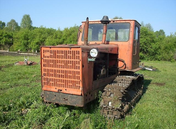 Характеристики, устройство и модификации трактора Т-4