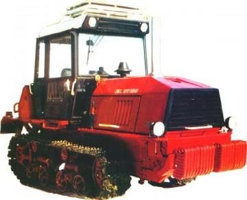 Особенности и параметры трактора ВТ-100