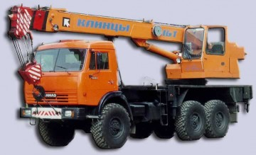 Характеристики, устройство и преимущества нового автокрана КС-35719-7-02