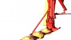 Устройство, принцип работы и технические характеристики роторной ротационной косилки крн-2.1