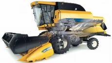 Характеристики, особенности и устройство зерноуборочного комбайна new holland 5080
