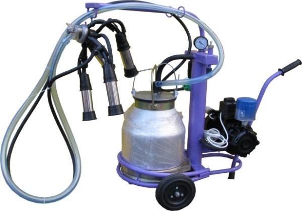 Характеристики, особенности и различные модификации доильных установок Буренка-1