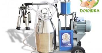 Доильные аппараты Доюшка: технические характеристики, устройство и принцип работы