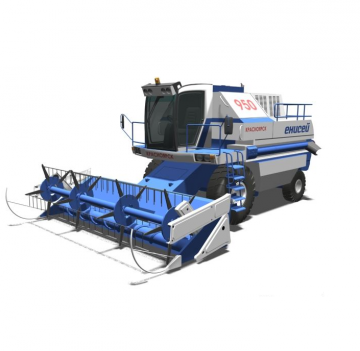 Характеристики, особенности и устройство зерноуборочного комбайна Енисей-950