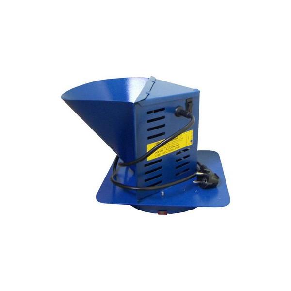 Зернодробилка фермер ИЗ-02 - конструктивные особенности и технические характеристики