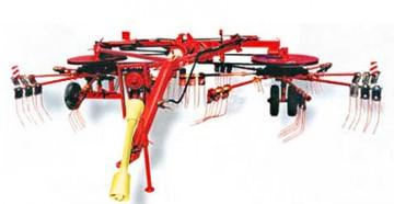 Характеристики, особенности и устройство граблей ворошилок гвр 630