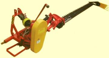 Характеристики, модификации и устройство косилки ксф-2.1