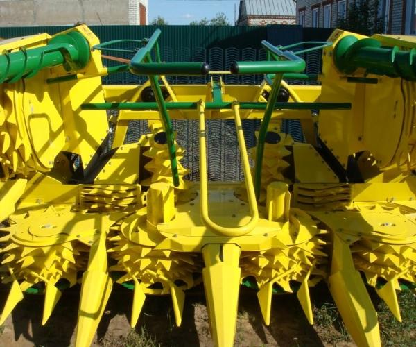 Кукурузные жатки Кемпер - характеристики и особенности