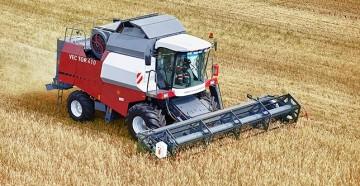Характеристики и особенности зернового комбайна вектор 410