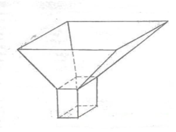бункер для зерна чертеж